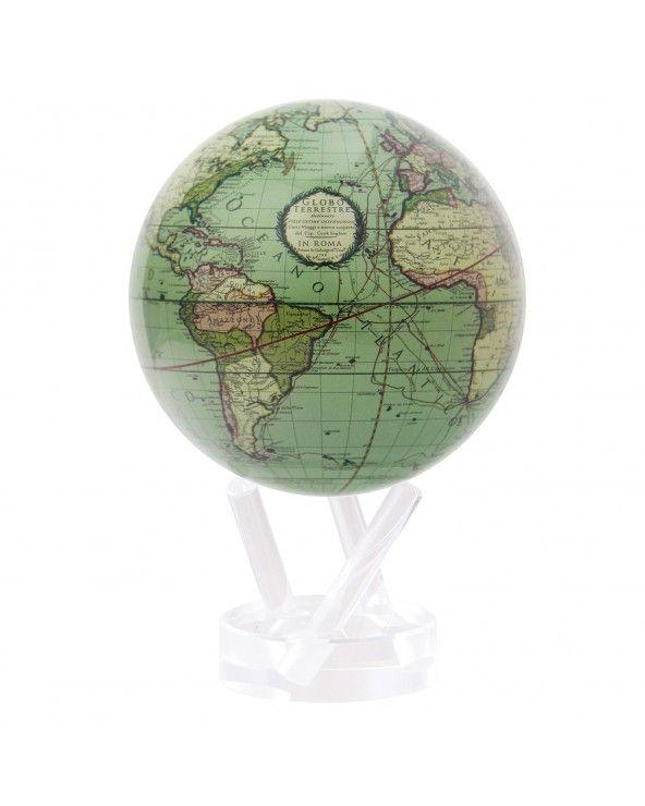 """MOVA GLOBE Mova globo 4,5"""" mappa antica cassini c/base acrilico"""