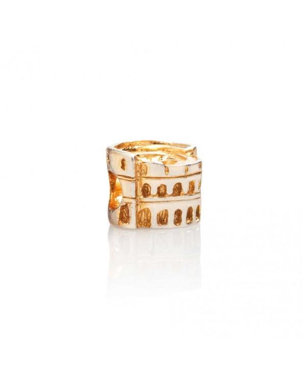 Tedora Colosseo di Roma in oro