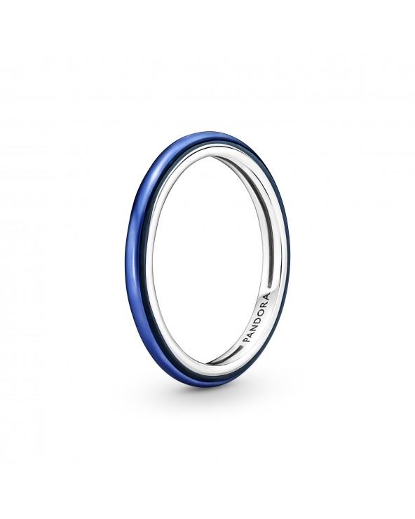 Anello Blu Elettrico Pandora ME
