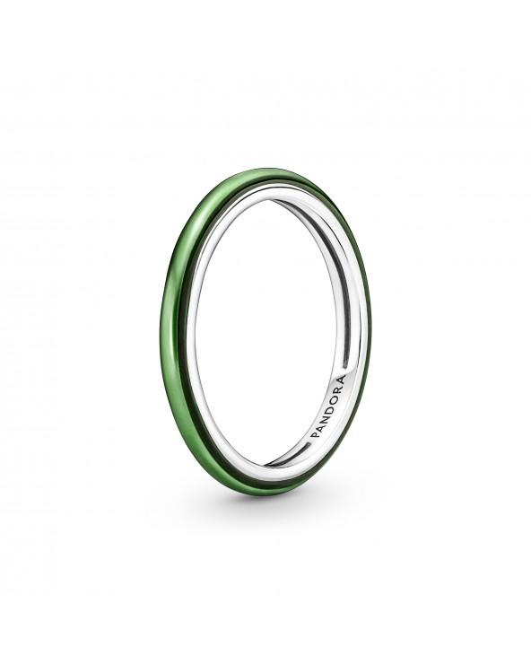 Anello Verde Pandora ME
