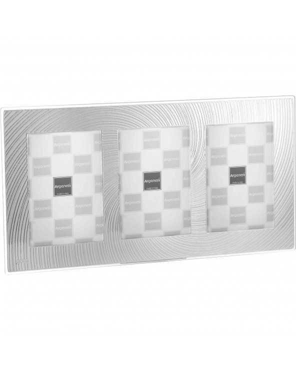 Cornice in vetro Vortice (3 foto 9x13cm)