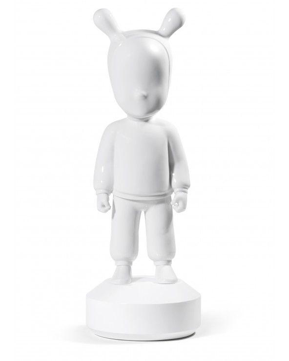 Figurina The White Guest. Modello grande.
