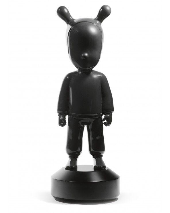 Figurina The Black Guest. Modello grande.