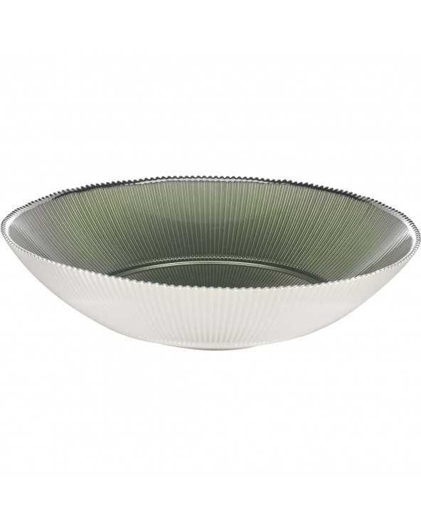 Ciotola in vetro Cannette' 35 cm
