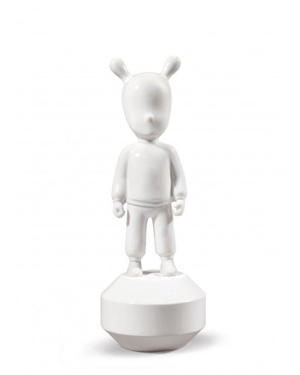 Figurina The White Guest. Modello piccolo.