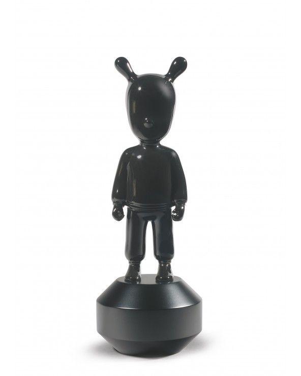 Figurina The Black Guest. Modello piccolo.