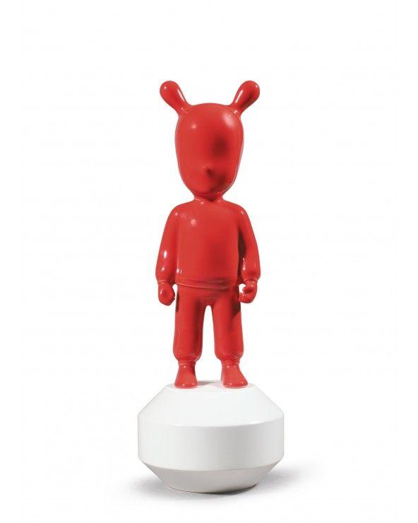 Figurina The Red Guest. Modello piccolo.