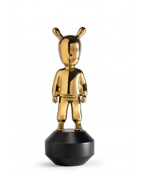 Figurina The golden Guest. Little modello