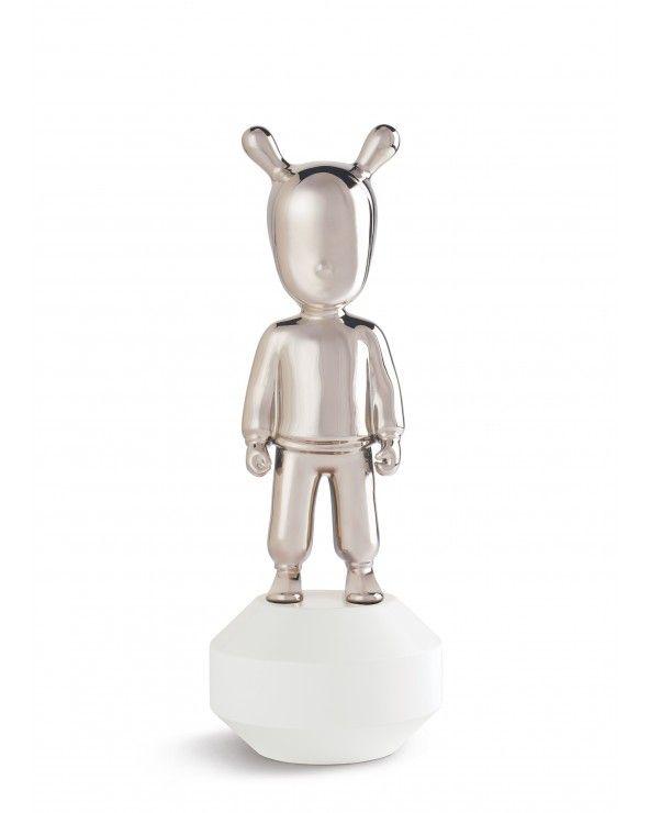 Figurina The Silver Guest. Modello piccolo.