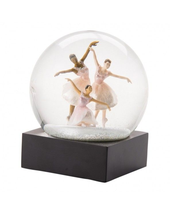 Cool Snow Globes Snow globe three dancers