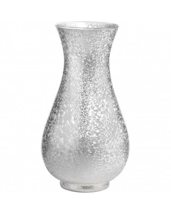Vaso in vetro Elisir h. 35 cm