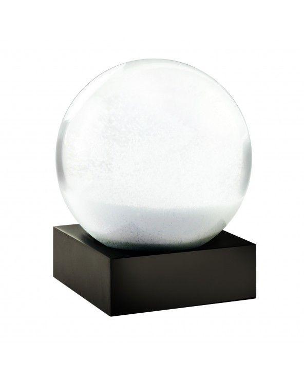Cool Snow Globes Snow globe snowball
