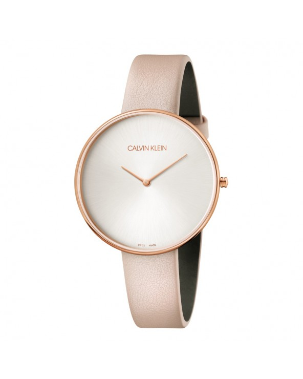 Calvin Klein Orologio donna full moon stainless steel con pvd