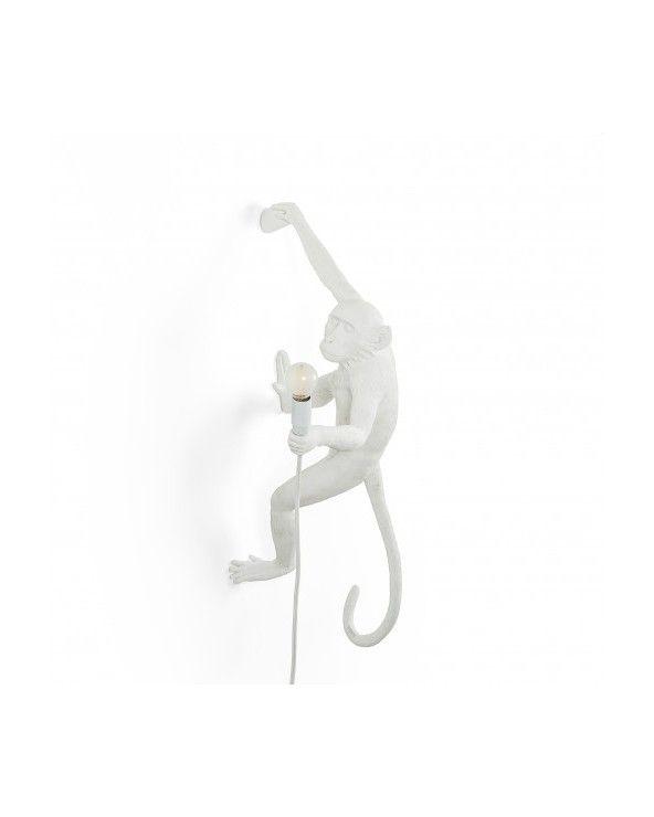 "Seletti Lampada a muro ""the monkey"""