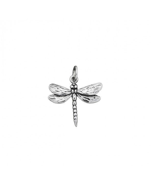 Charms libellula grande