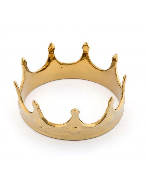 """Seletti La mia corona memorabilia """"ltd gold edition"""""""
