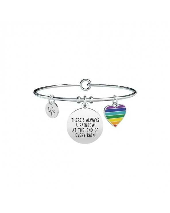 Bracciale Philosophy There'S Always A Rainbow At The End Of Every Rain