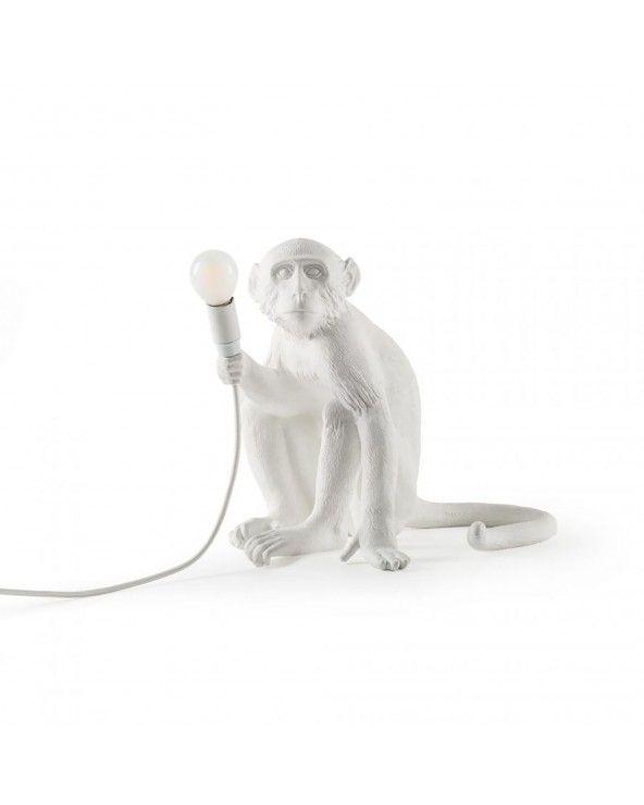 """Seletti Seletti lampada """"monkey"""" seduta"""