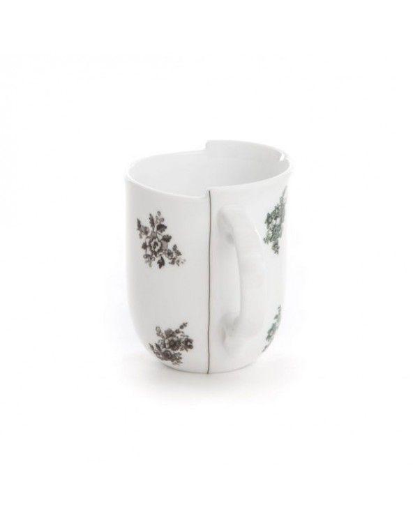 Seletti Tazza mug hybrid fedora
